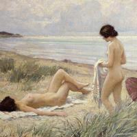 Nude Beaches, Free-Spirited or Therapy?