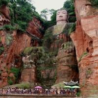 The Giant Buddha in China