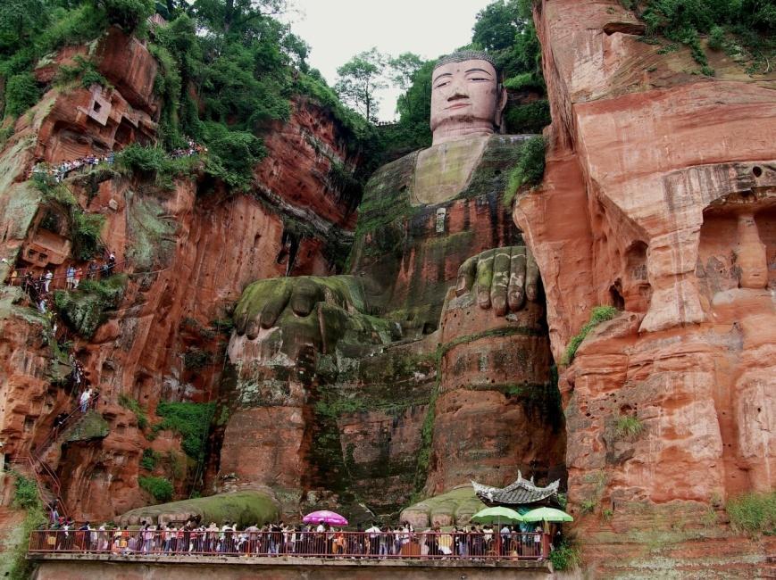 Leshan-Giant-Buddha-